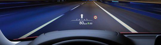 Écran couleur de conduite active add