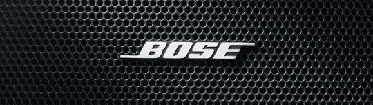 Système audio bose