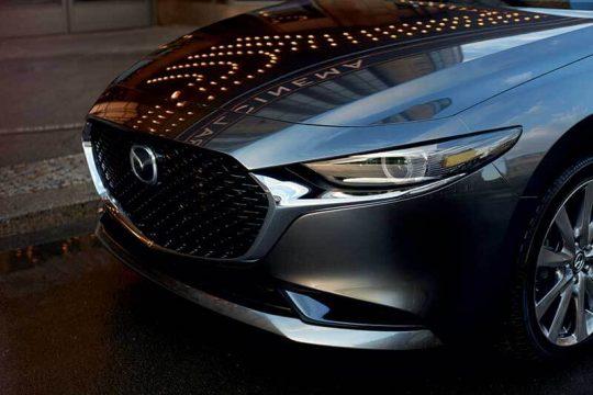 Mazda3 phares