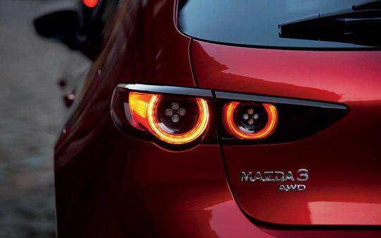 Mazda3 phares del