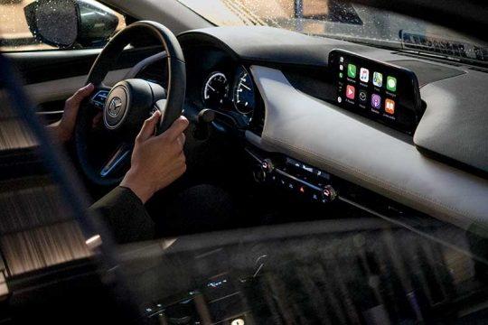 Mazda3 tableau de bord