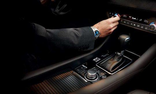 Mazda6 2020 console
