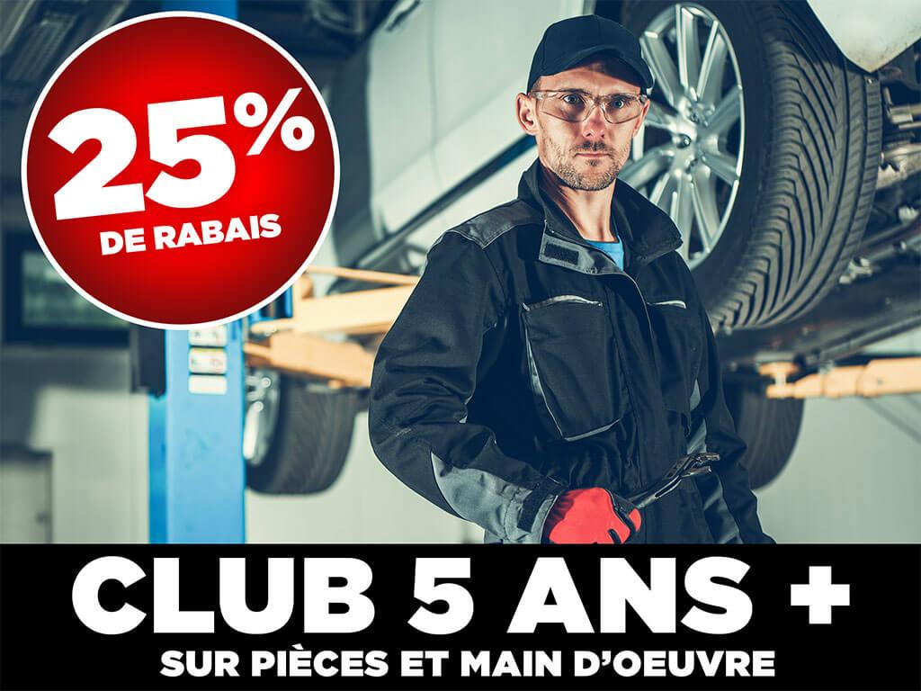 25 club5ans