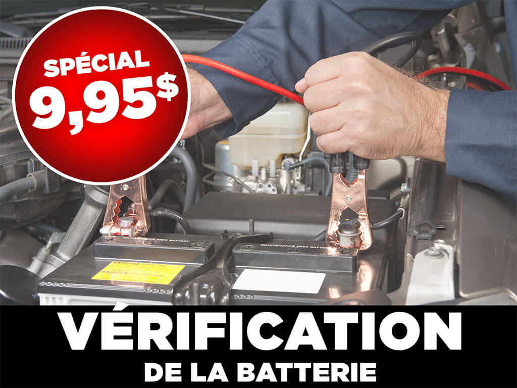 995 verification batterie