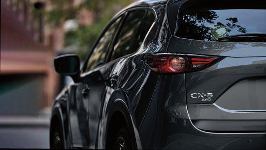 Mazda cx 5 arriere