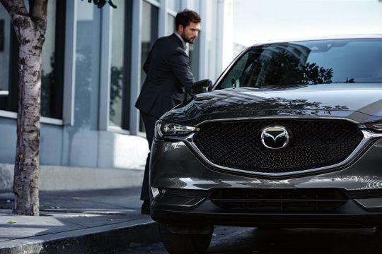 Mazda cx 5 avant