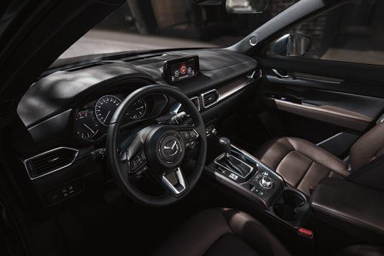 Mazda cx 5 interieur