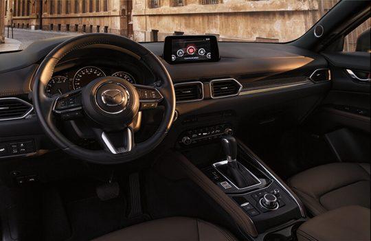 Mazda cx 5 tableau de bord