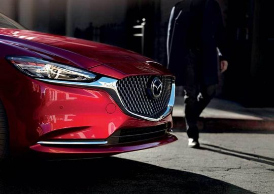Mazda6 2021 phares avant