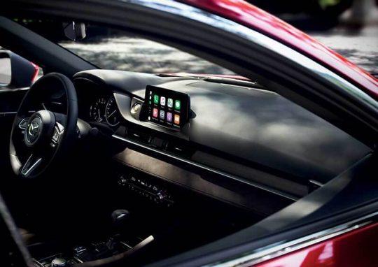 Mazda6 2021 tableau de bord