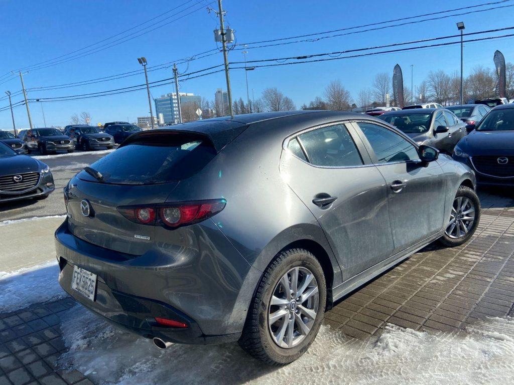 Mazda Mazda3 2020