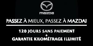 Mazda single landing 1