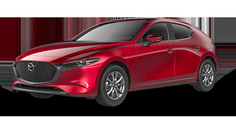 Mazda3 sport new
